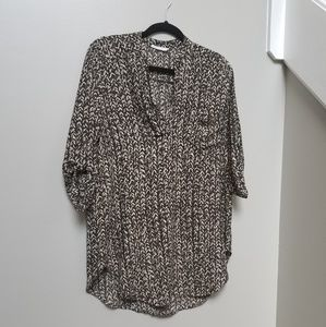 Lush Tops - Women's Lush Shirt Size Small 3/4 Sleeve